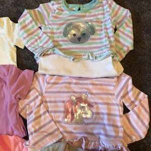 One Pieces - Seven 18-24m onesies